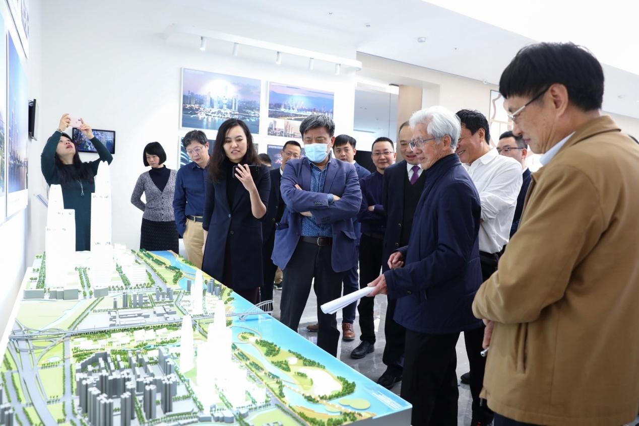 多家知名设计机构齐出手,致力打造广州中轴南